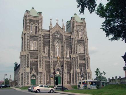 Église de la Nativité de Notre-Dame de Beauport