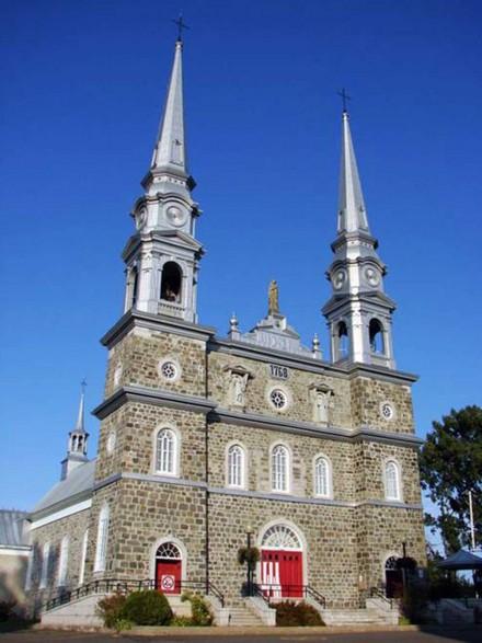 Église Notre-Dame de Bonsecours