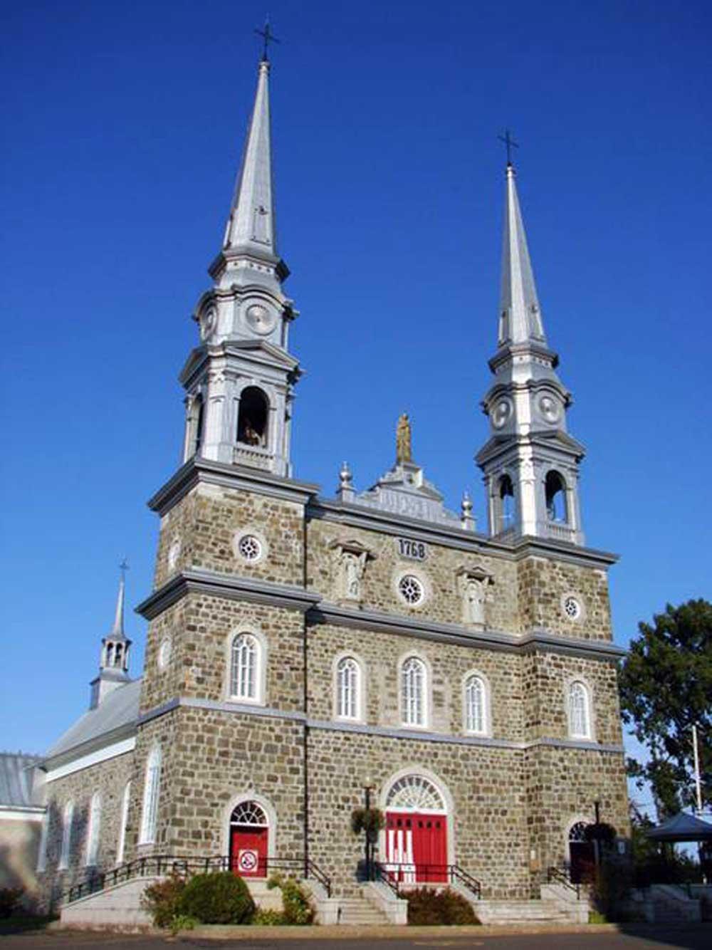 Église Notre-Dame du Bon-Secours