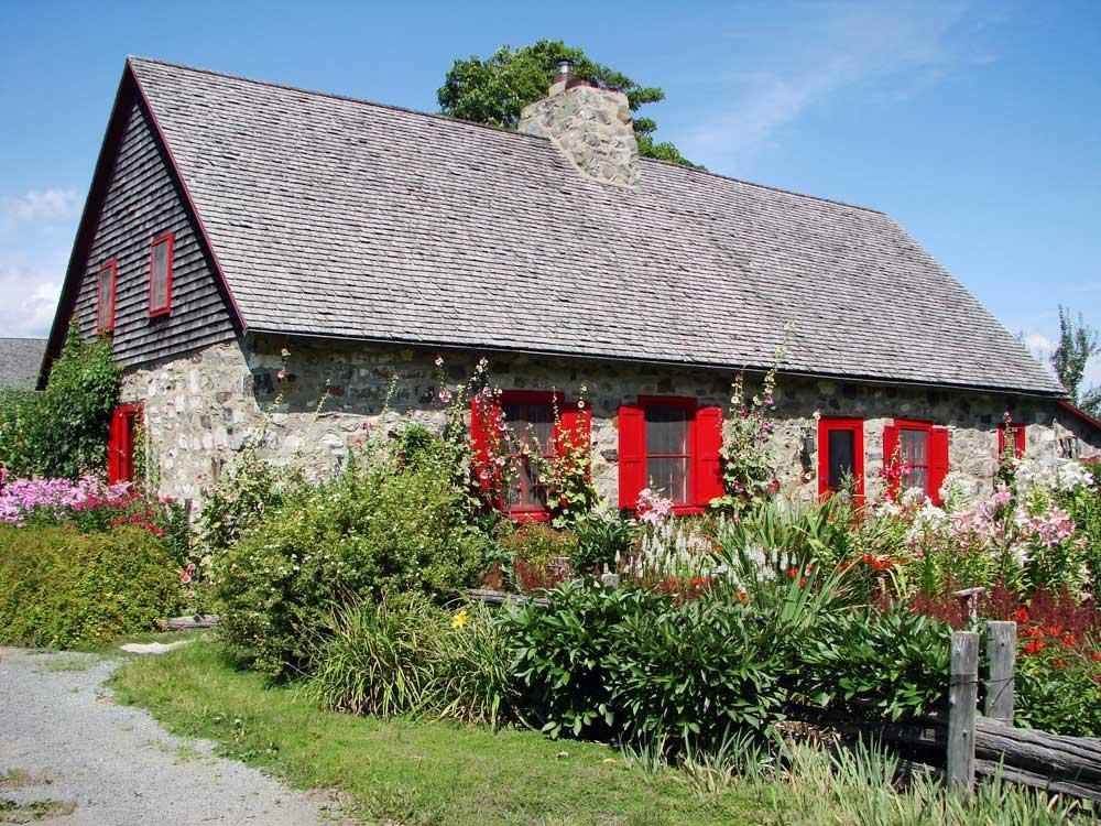 Maison imbault - Avant la restauration.