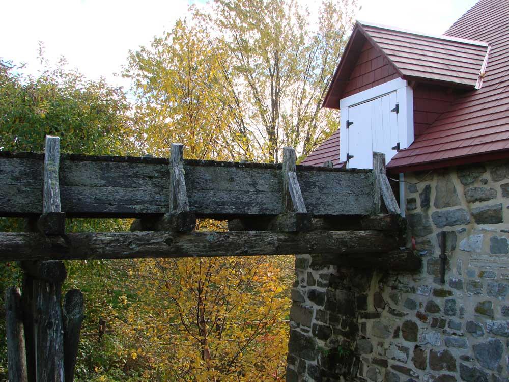 Moulin a eau IAC