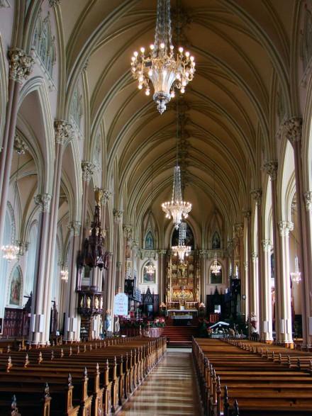 Église La Nativité de Notre-Dame, Beauport