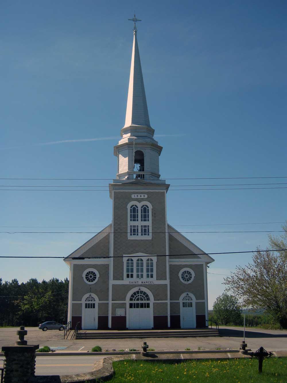 Église de Saint-Marcel