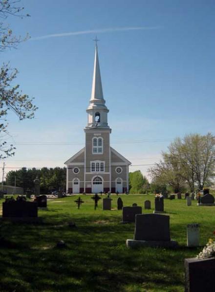 Église de Saint-Marcel-de-l'Islet