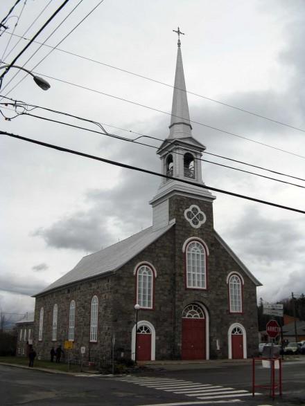 Église de Saint-Eugène de l'Islet