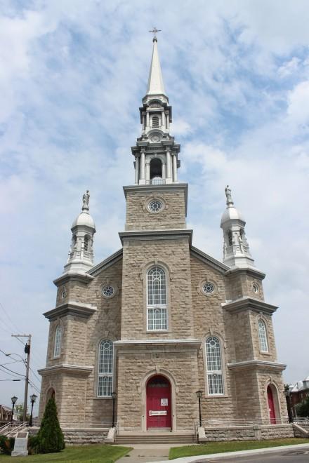 Protected: Église de Cap-Saint-Ignace
